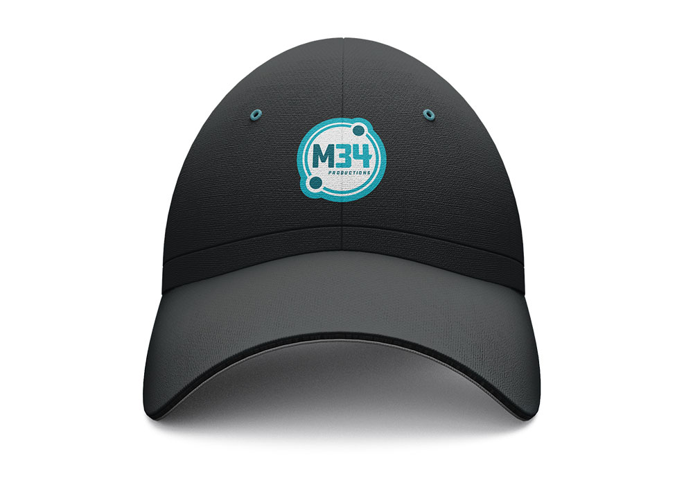 Mirror 34 Productions hat